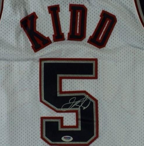 Jason Kidd Rookie Cards and Memorabilia Guide 43