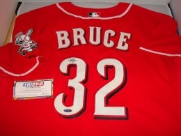 Jay Bruce Cards, Rookie Cards and Autographed Memorabilia Guide 26