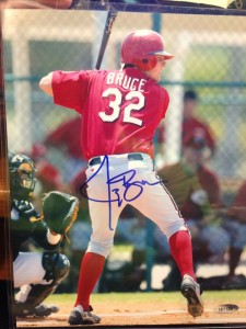 Jay Bruce Cards, Rookie Cards and Autographed Memorabilia Guide 28