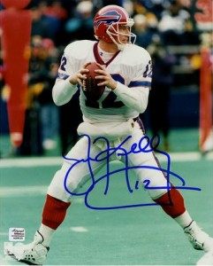 Jim Kelly Signed Photo