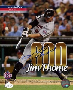 Jim Thome Cards, Rookie Card Checklist, Autographed Memorabilia Guide 25