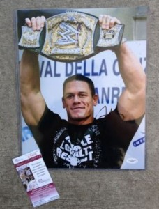 John Cena Cards, Autograph and Memorabilia Guide 24