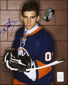 John Tavares Signed Photo 238x300 Image