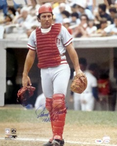 Johnny Bench Card and Memorabilia Guide 28