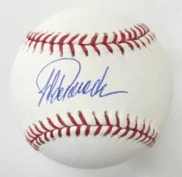 Jorge Posada Signed Baseball