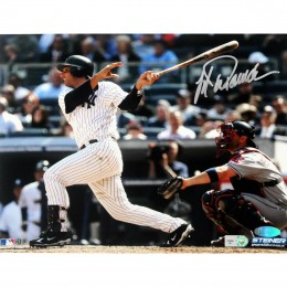 Jorge Posada Signed Photo