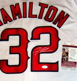 Josh Hamilton Cards, Rookie Card Checklist and Autographed Memorabilia Guide 28