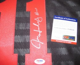 Jrue Holiday Signed Jersey