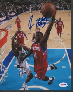 Jrue Holiday Signed Photo