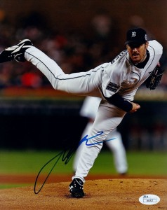 Justin Verlander Cards, Rookie Cards and Autograph Memorabilia Guide 44