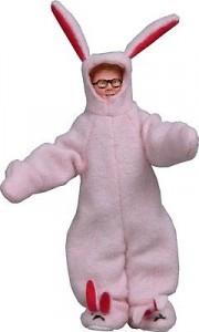 neca a christmas story ralphie figure shop - A Christmas Story Bunny