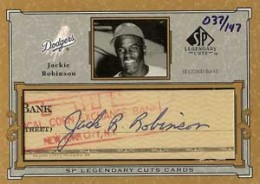Jackie Robinson Rookie Cards, Baseball Collectibles and Memorabilia Guide 43