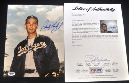 Sandy Koufax Cards and Autograph Memorabilia Guide 22