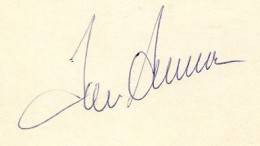 Tom Seaver Cut Signature Exemplar