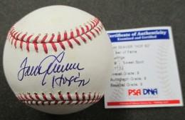 Tom Seaver Signed Baseball