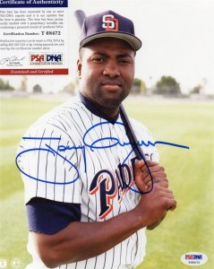 Tony Gwynn Cards and Memorabilia Guide 26