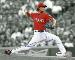 Yu Darvish Baseball Cards and Autograph Memorabilia Guide 66