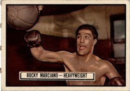 1951 Topps Ringside Boxing Cards 3