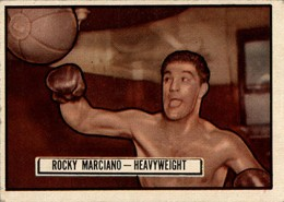 1951 Topps Ringside Boxing Cards 4