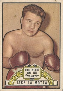 1951 Topps Ringside Boxing Cards 1