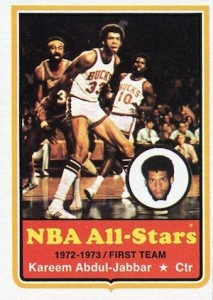 Complete Visual Guide to Kareem Abdul-Jabbar Cards 3