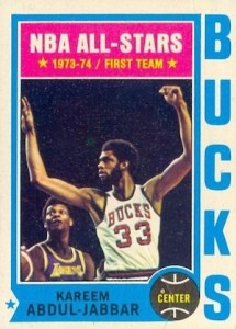 Complete Visual Guide to Kareem Abdul-Jabbar Cards 13