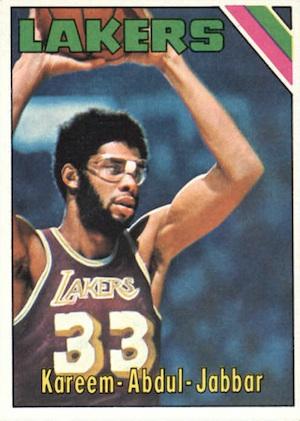 1975-76 Topps Basketball Cards 6