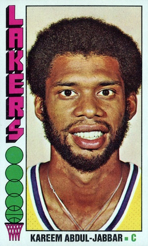 Complete Visual Guide to Kareem Abdul-Jabbar Cards 14