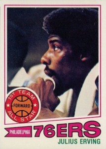The Doctor Is In! Top 10 Julius Erving Cards 1