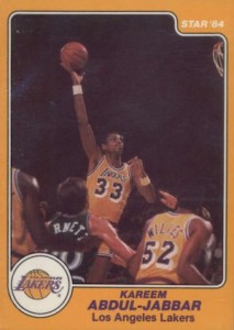 Complete Visual Guide to Kareem Abdul-Jabbar Cards 18
