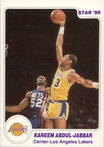 Complete Visual Guide to Kareem Abdul-Jabbar Cards 19