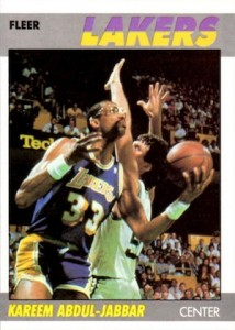 Complete Visual Guide to Kareem Abdul-Jabbar Cards 20