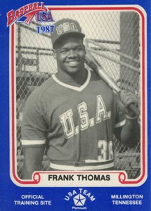 Top 20 Frank Thomas Cards 3