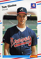 Tom Glavine Cards, Rookie Cards and Autographed Memorabilia Guide