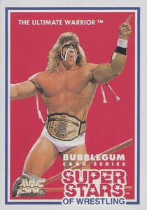 Ultimate Warrior Cards and Memorabilia Guide 6