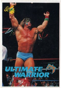 Ultimate Warrior Cards and Memorabilia Guide 4