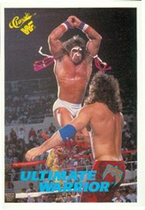 Ultimate Warrior Cards and Memorabilia Guide 3