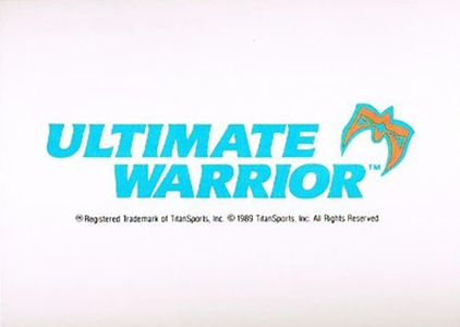 Ultimate Warrior Cards and Memorabilia Guide 5