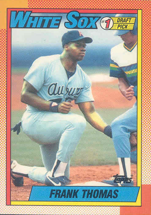 Top 20 Frank Thomas Cards to Collect 12
