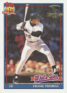 Top 20 Frank Thomas Cards 14