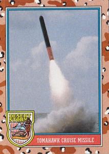1991 Topps Desert Storm Trading Cards 26