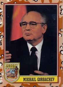 1991 Topps Desert Storm Trading Cards 27