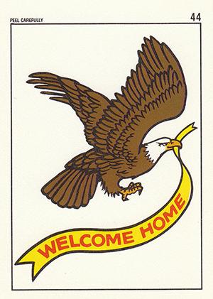 1991 Topps Desert Storm Trading Cards 28