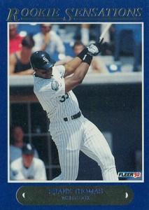 Top 20 Frank Thomas Cards Of All Time