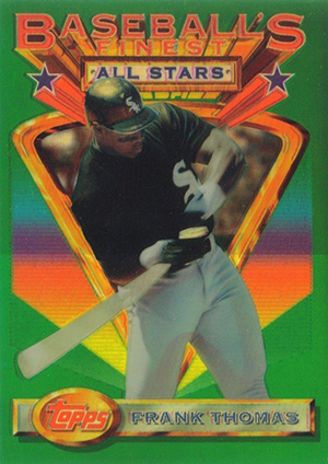 Top 20 Frank Thomas Cards to Collect 18