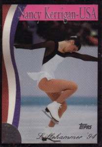 1994 Topps Nancy Kerrigan: My Diary Trading Cards 3