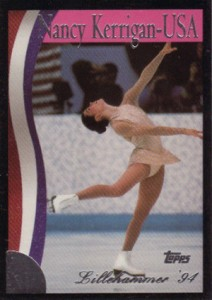 1994 Topps Nancy Kerrigan: My Diary Trading Cards 4