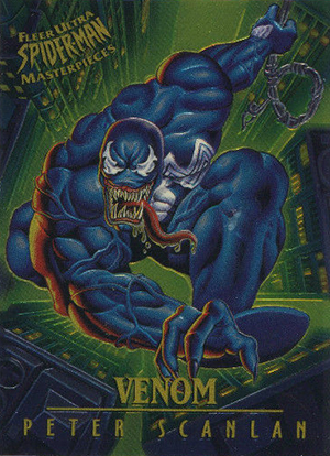 1995 Fleer Ultra Spider-Man Trading Cards 25