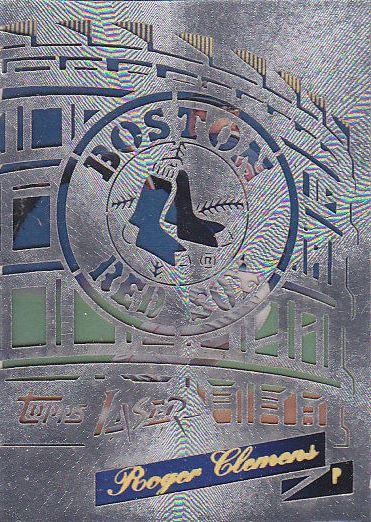 1996 Topps Laser Baseball Cards 36