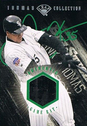 Top 20 Frank Thomas Cards to Collect 22
